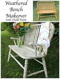 Bench Stockists by Best 25 Painted Benches Ideas On Pinterest Picnic Table Paint