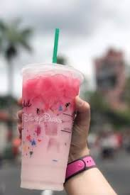 The Happiest Place On Earth Now Sells New Starbucks Ombre Pink Drink