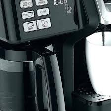 Hamilton Beach Flexbrew Parts A Single Serve Manual Current 2 Way Coffee