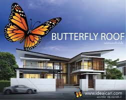 100 Butterfly Roof IDEAICANcom THE BUTTERFLY ROOF HOUSING DESIGN