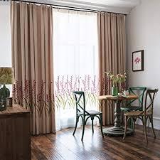 semi gardinen transparenter voile vorhang aus tüll einfache