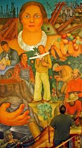 Coit Tower Murals Diego Rivera by Travel A Depression Era Treasure Hunt In San Francisco Seattle