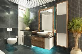badgestaltung dekorieren sie ihr badezimmer mit pflanzen