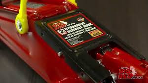 25 Ton Floor Jack Walmart by How To Bleed A Jack Trolley Jack Youtube