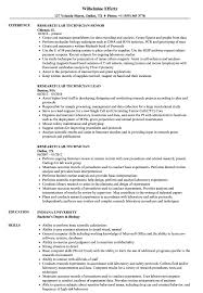 Download Research Lab Technician Resume Sample As Image File
