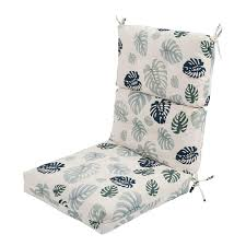 LNC High Back Chair Cushion For Patio Furniture, Monstera Leaf Printing Sunbrella Covers Lounge Replaceme Ding High Chair Big Lorell Padded Fabric Seat Cushion For Conjure Executive Mid Casco Bay Adirondack And Back Islamorada Indoor Rattan With Cushions Memory Foam Buyers Guide Reviews Havenside Home Driftwood 3section Outdoor Marine Blue In Stone Colour Wicker Round Tags Fairfield Office Furnishings 102335 Leather Allen Roth Neverwet Woven Grey Paisley Anda 3d Arms Gaming Highback Ergonomic Pillow Ad4xl Cushion Edge Highback Chair 5405