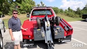 100 Lynch Truck Center Holmes 440 And Vulcan 810 Light Duty Self Loader Overview YouTube