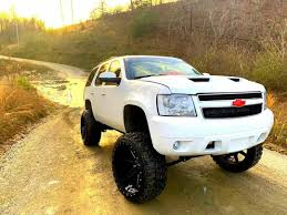 100 Bad Ass Chevy Trucks Squatted Trucks SUVs Jeeps Squatin_on_them_haters Owner