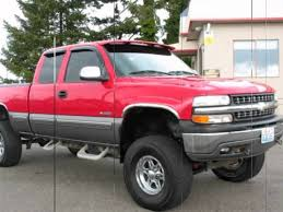 Lifted Truck For Sale - Cheap 1999 Chevrolet Silverado - $8,995 ...