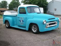 100 1957 International Truck INTERNATIONAL HARVESTER RAT ROD PICK UP