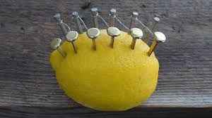 how to make with a lemon