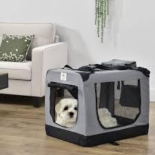 hundetransportbox lassie xl grau