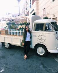 The Prettiest Flower Truck