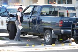 100 Stevens Truck Driving School San Jose Police Shoot Man Who Went On Naked Truckdriving Rampage