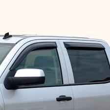 Amazon.com: 2015 Silverado Double Cab Vent Visors Wind Deflectors ... Rain Guards Inchannel Vs Stickon Anyone Know Where To Get Ahold Of A Set These Avs Low Profile Door Side Window Visors Wind Deflector Molding Sun With 4pcsset Car Visor Moulding Awning Shelters Shade How Install Your Weathertech Front Rear Deflectors Custom For Cars Suppliers Ikonmotsports 0608 3series E90 Pp Splitter Oe Painted Dna Motoring Rakuten 0714 Chevy Silveradogmc Sierra Crew Wellwreapped Kd Kia Soul Smoke Vent Amazing For Subaru To And