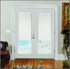 French Patio Doors With Built In Blinds by Unique French Doors With Blinds Craftsmanship In Decorating