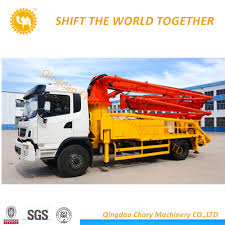 100 Concrete Pump Truck For Sale China Manufacturers