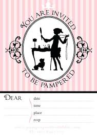 Pamper Party Invites Ebay Invite Template Free Attorney Download Invitation Parties Picture Home Improvement Baby Shower