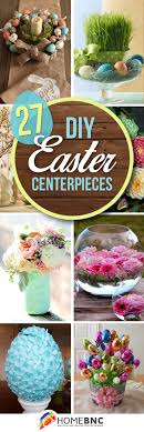 27 Surprisingly Chic DIY Easter Centerpieces You Must See