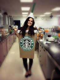 Starbucks Coffee Costume Images About On Costumes