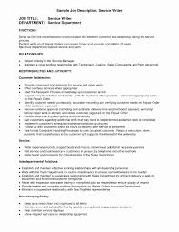 Example Of Resume For Kitchen Hand Fresh Cover Letter