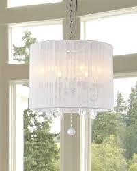 Wayfair Chandelier Lamp Shades by Willa Arlo Interiors Vasya 6 Light Drum Chandelier U0026 Reviews Wayfair