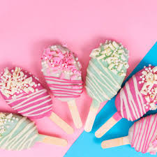 cakesicles kuchen am stiel das bunte trend rezept genuss