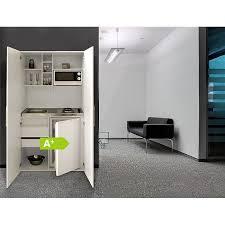 respekta schrankküche skwwmis weiß inkl mikrowelle pantryauflage mit duokochfeld