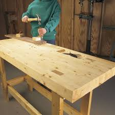 14 SuperSimple Workbenches You Can Build The Family Handyman