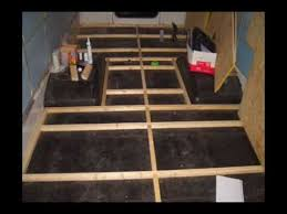 Best Type Of Flooring For Rv by The Bus Project Part 3 Insulation And Flooring Youtube