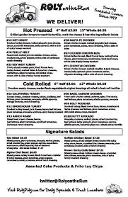 Menu At Roly Poly, Fort Lauderdale, Food Truck Fort Lauderdale Florida Usa 4th March 2018 Jazz Fest On River The Brand New York Subs And Wings Cool Beans Espresso Fl Food Trucks Roaming Hunger Nice Cream Truck Offers Nabased Vegan Sundaes Miami Events Archives Page 85 Of 86 Chef What Model Was That Garrett On Road Strikers April 4 Event In Fomos Passear No Evento De Custom Vinyl Graphic Wrap Vehicle Burger Beer Palm Beach Catering