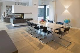 architektenhaus mit smart home lösungen esszimmer