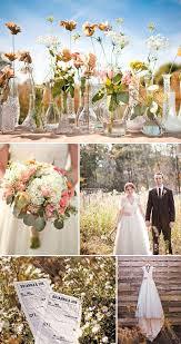 Real Wedding Spotlight Married In The Meadow