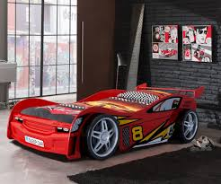 Lighting Mcqueen Toddler Bed by Distinctive Toddlers Kids Race Bedroom Ideas Toddler Beds Sport