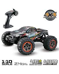 Hosim Large Size 1:10 Scale High Speed 46km/h 4WD 2.4Ghz ... 112 Amphibious 24g Climbing Big Wheel Truck Military Vthunder Pickup Remote Control 114 Size Scale Lights And Amazoncom New Bright 61030g 96v Monster Jam Grave Digger Rc Car Case Maxxum Red Tractor Whitch Rock Crawlers Best Trail Trucks That Distroy The Competion 2018 Large Big Racer Vintage Buggy Old As Is Velocity Toys Graffiti Toyota Fj Cruiser 64v Trailer Rig Carrier 18 Wheeler Landking Radio Off Road Racing Choice Products 12v Ride On Semi Kids