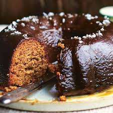cuisine dessert scrumptious sticky toffee pudding the foodie