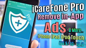 iCareFone Pro Remove In App Ads on iPhone iPad iPod Touch NO
