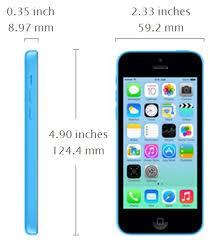 iPhone 5S Screen Dimensions Show More Pics