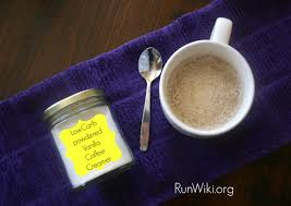 Homemade Low Carb Powdered Vanilla Coffee Creamer