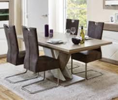 table de salle à manger avec rallonge blanche et bois moderne