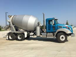 Used Mixer Trucks And Concrete Batch Plants For Sale