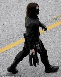 First Look At Bionic Arm Baddy In Captain America The Winter Soldier