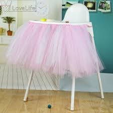 High Chair Tulle Tutu Skirt Girls Kids Baby 1st Birthday Party Chair ... Chair Tulle Table Skirt Wedding Decorative High Chair Decor Baby Originals Group 1st Birthday Frozen Saan Bibili Aytai New Tutu Pink Blue Handmade Decorations For Girl Kit Includes Princess I Am One Highchair Banner With Cheap Find Deals On Line Party 6xhoneycomb Tue Bal Romantic 276x138 Babys Jerusalem House