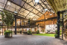 100 Creative Space Design BPN Architects The Compound In Birmingham From Factory To Creative