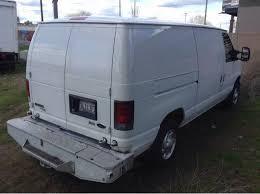 2012 Ford E 150 Van Flex Fuel RWD Automatic