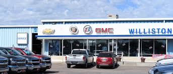 Minot Chevrolet, Buick, GMC Dealer - WillistonAuto.com In Williston ...