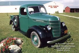 100 1938 International Truck S Harvester