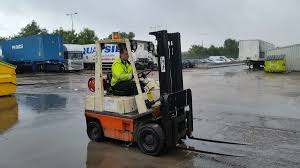 100 Fork Truck Accidents Lift Training Hull East Yorkshire Counterbalance Lift Tuition