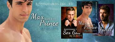 Book Blast Giveaway Max And The Prince By RJ Scott
