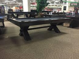 Watsons Patio Furniture Covers by Vox Steel Pool Table By Plank U0026 Hide Co Made In Cincinnati Sold